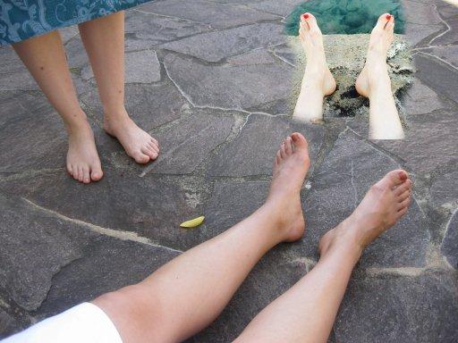 Feet larissa marolt 🥇 Larissa